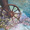 Garden Wheel by Susan Hanna