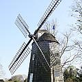 Gardiner Windmill East Hampton New York by Bob Savage