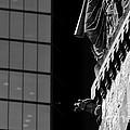 Gargoyle And Glass by Kenny Glotfelty