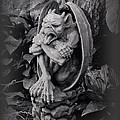 Gargoyle by Brenda Conrad