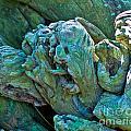 Gargoyles In Mangrove by Stephen Whalen