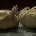 Garlic by Guna Andersone