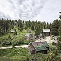 Garnet Ghost Town - Montana by Daniel Hagerman