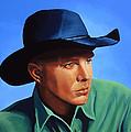 Garth Brooks by Paul Meijering