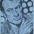 Gary Cooper by Melissa Sink