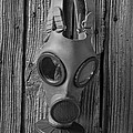 Gas Mask by Garry Gay
