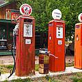 Gas Museum Embudo New Mexico by Jeff Black