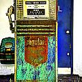 Gas Pump by Bruce Bain