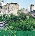Gascony Village by Bernard  Barcos