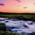Gaski Waterfall, Grafarlandaa River by Panoramic Images