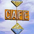 Gaston's Cafe by Ron Regalado