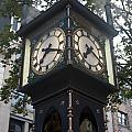 Gastown Steam Clock by Jason O Watson
