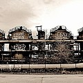Gasworks Seattle by Benjamin Yeager