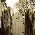 Gate Cross by Kathleen Grace