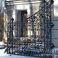 Gate To Cedar Hill by Marcel  J Goetz  Sr