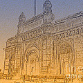 Gate Way Of India by Manjot Singh Sachdeva