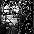 Gated Heart by Kelly Hazel