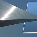 Gateway Arch St Louis 05 by Thomas Woolworth