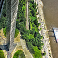 Gateway Arch St Louis 10 by Thomas Woolworth