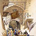 Gateway Of A Bazaar, Grand Cairo, Pub by A. Margaretta Burr