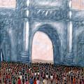 Gateway Of India Mumbai 2 by Uma Krishnamoorthy
