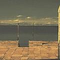 Gateway To The Sea by Diane Strain