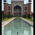 Gateway To The Taj Mahal by Kim Andelkovic