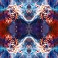Gateway To The Universe - Carina Nebula by Jennifer Rondinelli Reilly - Fine Art Photography