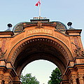 Gateway To Tivoli Gardens by Laurel Talabere