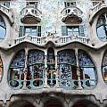 Gaudi Architecture 3 Barcelona Spain by Bridget Brummel