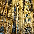 Gaudi - Sagrada Familia by Jon Berghoff