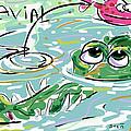 Gavial by Brett LaGue