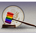 Gay Marriage by Chris Van Es