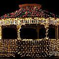 Gazebo Christmas by Skip Willits