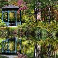 Gazebo Retreat by John Greim