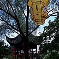 Gazebo With A Lantern by Lingfai Leung