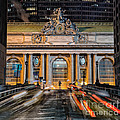 Gct From Park Ave by Jerry Fornarotto
