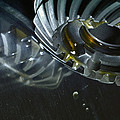 Gears Cogs And Oil Industry by Christian Lagereek