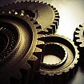 Gears by Les Cunliffe