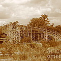 Geauga Lake 2  by Michael Krek