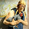 Geek... by Will Bullas