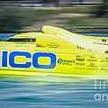 Geico Off Shore Racing by Ronald Grogan