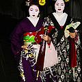 Geisha 2 by David Kacey