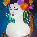 Geisha 3 by Marissa Gullaba