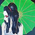 Geisha by Aaron Beeston