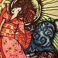 Geisha Dance by Audrey Mccain