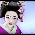 Geisha Girl by John Wills