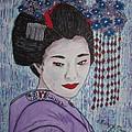 Geisha Girl by Kathy Marrs Chandler