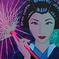 Geisha Girl by Tommy Midyette