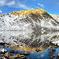 Geissler Mountain And Linkins Lake by Tim Fitzharris